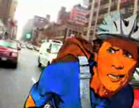Bicycle Messengers Movie par Joshua Frankel
