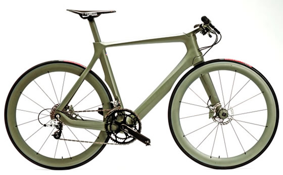 Cannondale Stealth Concept Bike