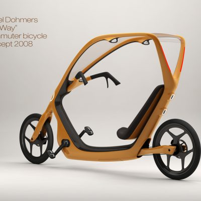 Bicycle Design, le gagnant du concours « Commuter bike for the masses »