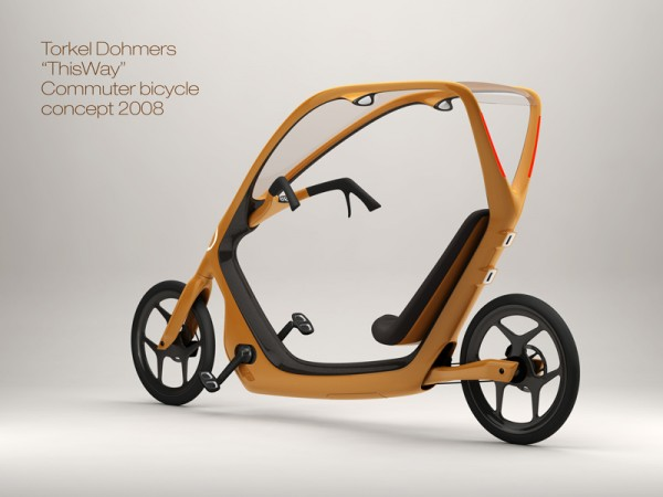 Bicycle Design, le gagnant du concours «Commuter bike for the masses»