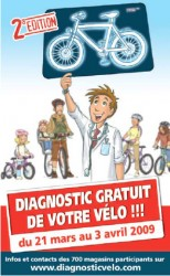Diagnostic Vélo 2009