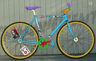 We are the Magnificent, rêve de fixie