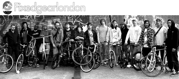 Le Crew Fixed Gear London