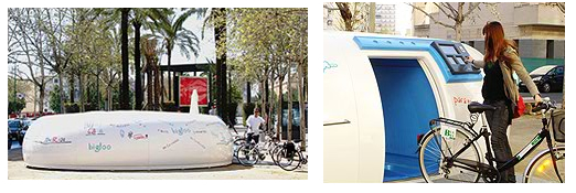 Bigloo Bike Parking