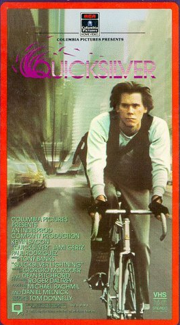 Quicksilver, le film… Fixie acceptable in the 80's