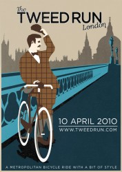 Tweed Run, rando so British à travers Londres