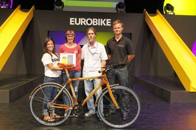 Eurobike Awards 2010, les grands gagnants