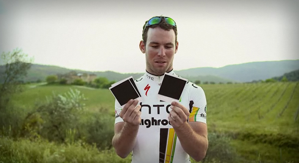 Oakley YouVs, affrontez Mark Cavendish au sprint