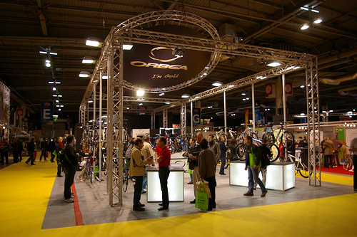 Rendez-vous au Salon du Cycle, Paris 2011