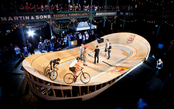 Red Bull Mini Drome Glasgow 10