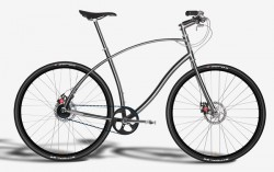 Paul Budnitz Bicycles, du vinyl au titane