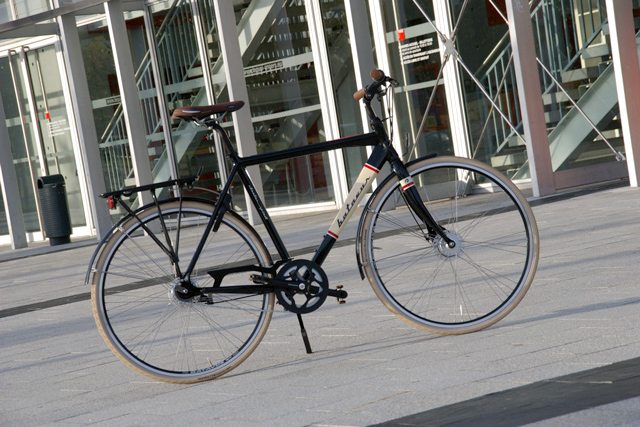[Test] Batavus Stratos Spirit, fin urbain hollandais