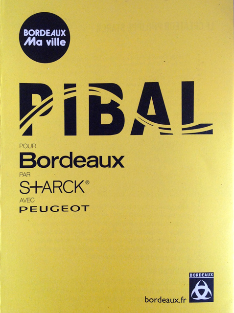 Pibal Flyer Bordeaux
