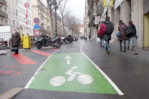 Marseille Piste Cyclables