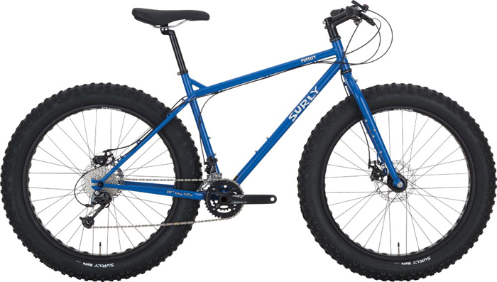 Surly Pugsley 2014 Model 3932 P