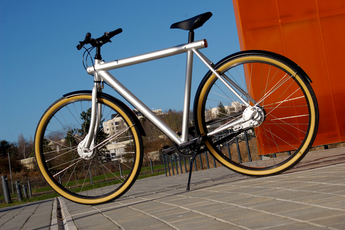 [Test] VanMoof n°3, un hollandais original et tranquille