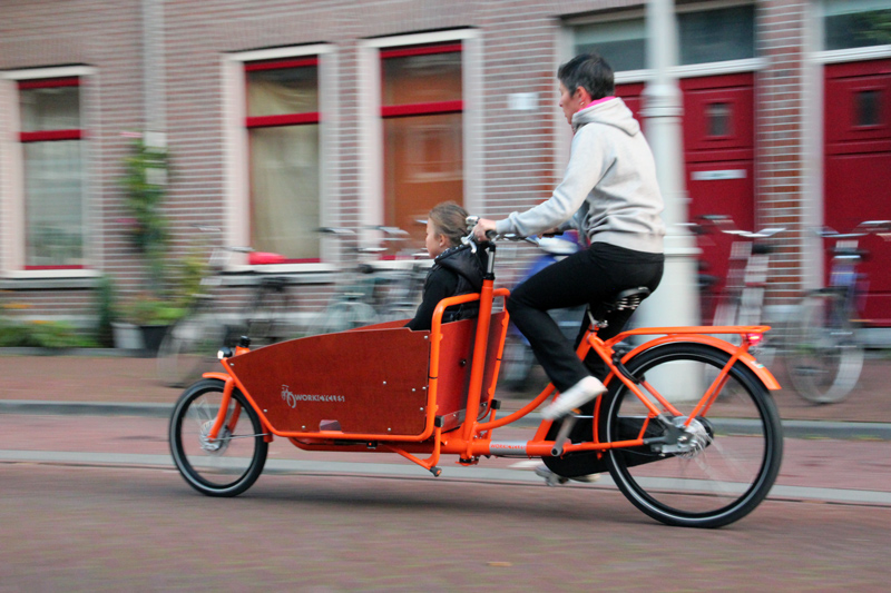 [Test] Workcycles Kr8, le biporteur amstellodamois