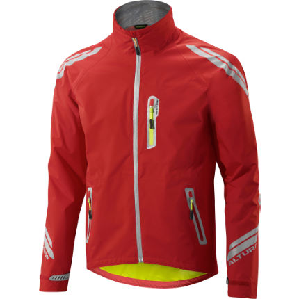 Altura Night Vision Evo Waterproof Jacket Cycling Waterproof Jackets Red AW15 AL22EVO5L5 5