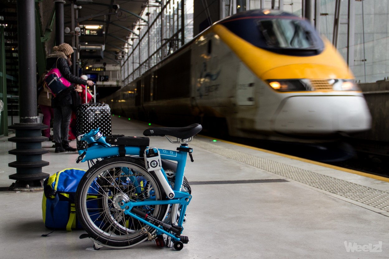 Un retour aux origines de Brompton en mode multimodal