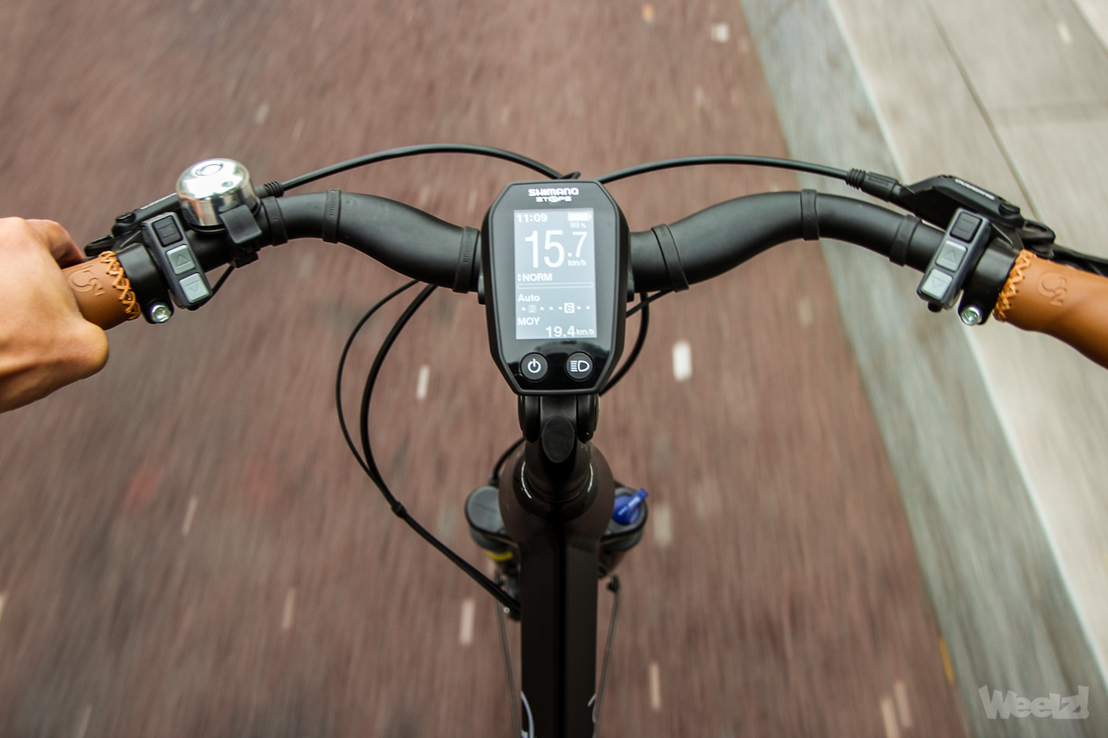 Weelz Test VAE O2feel Swan Di2 25