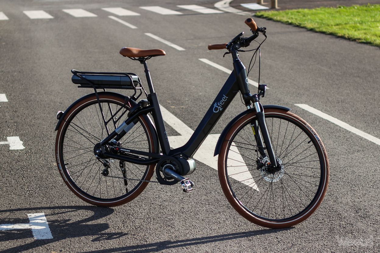 Weelz Test VAE O2feel Swan Di2 8