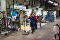 Weelz-visite-usine-Cycleurope-Romilly-44