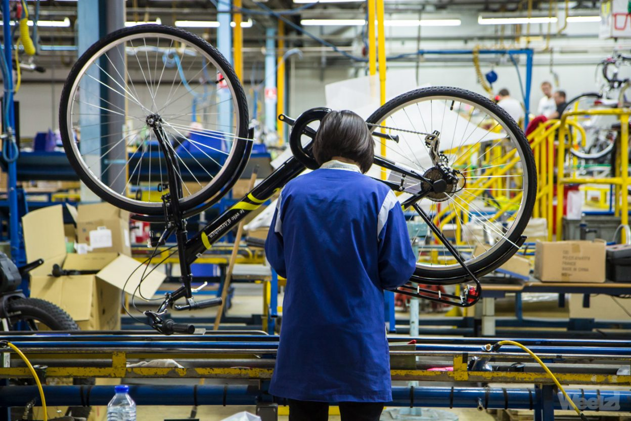 Weelz-visite-usine-Cycleurope-Romilly-83