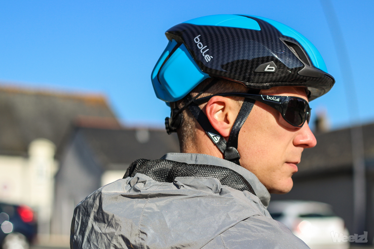 Weelz Test Casque Bolle One Road Messenger 1