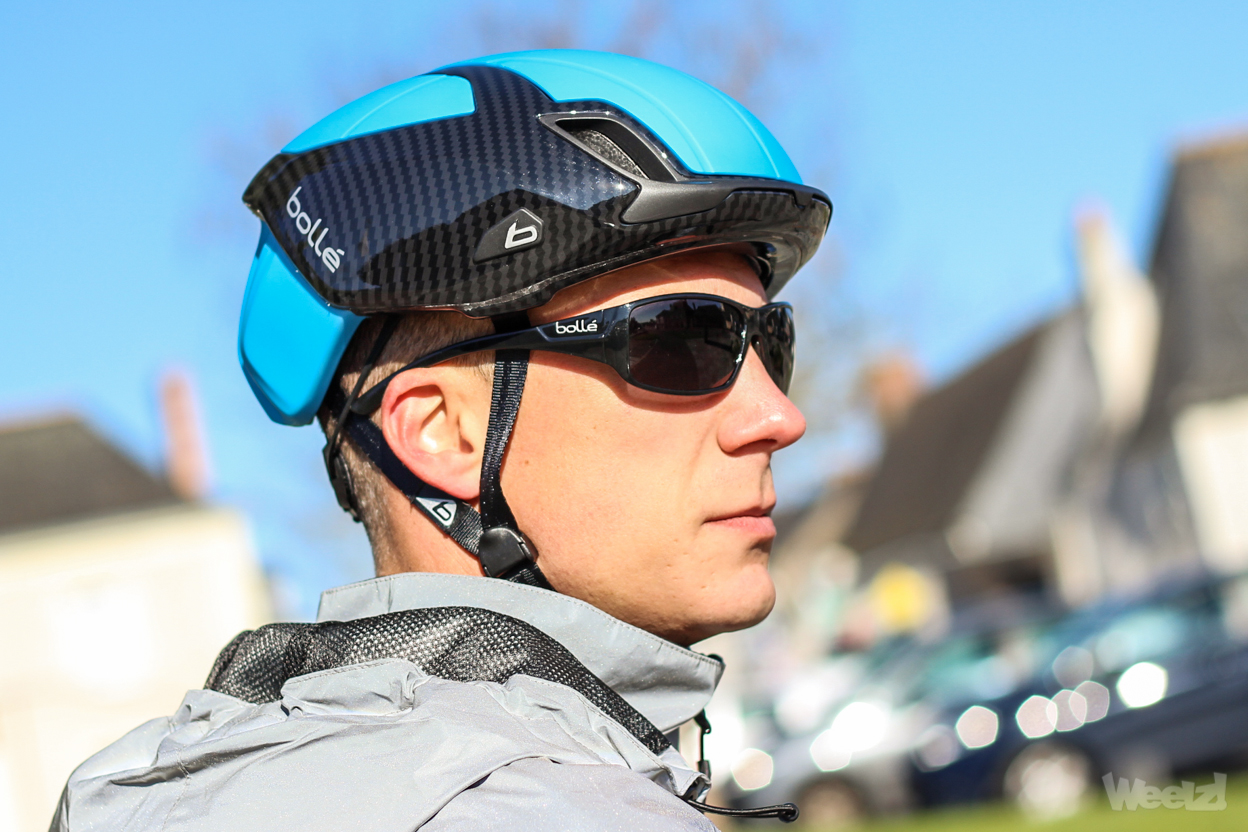 Weelz Test Casque Bolle One Road Messenger 2