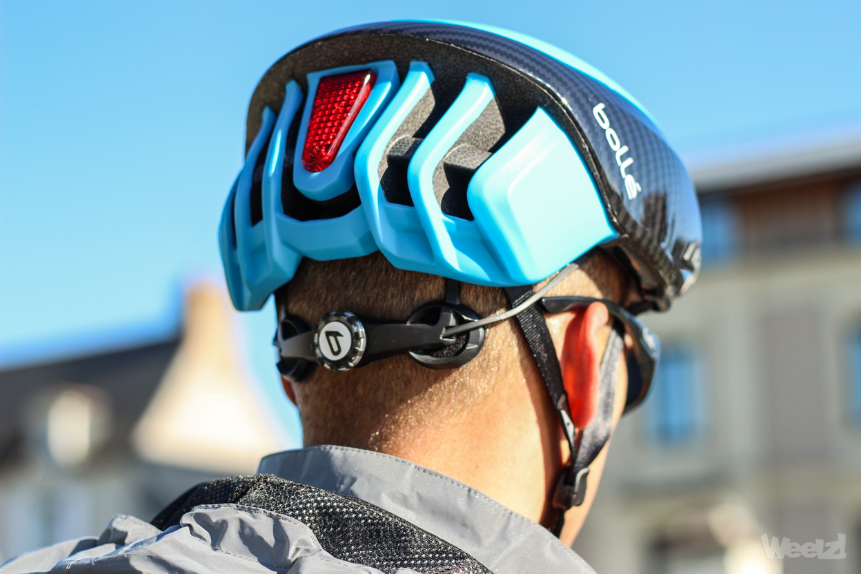 Weelz Test Casque Bolle One Road Messenger 3