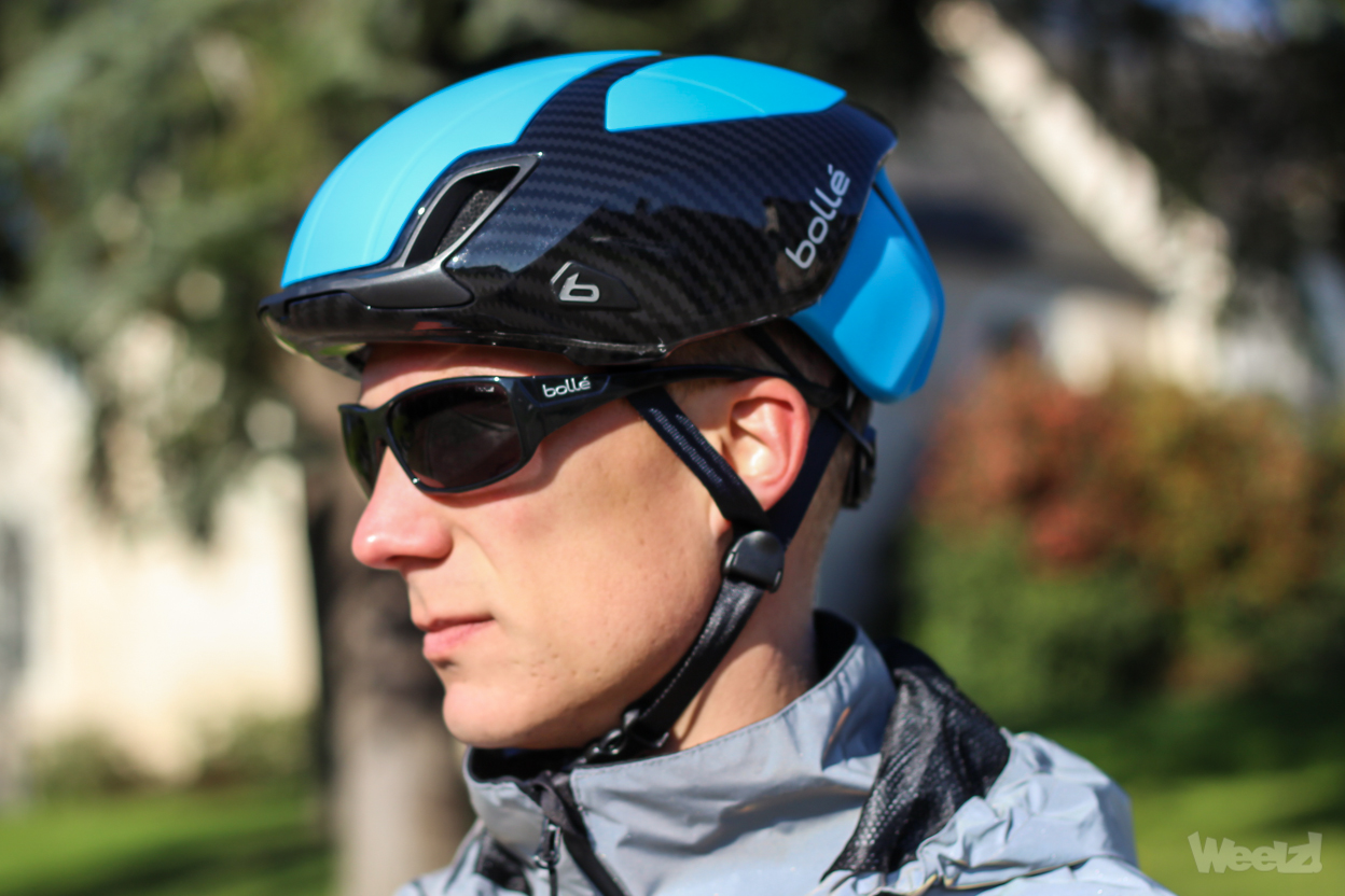 Weelz Test Casque Bolle One Road Messenger 4