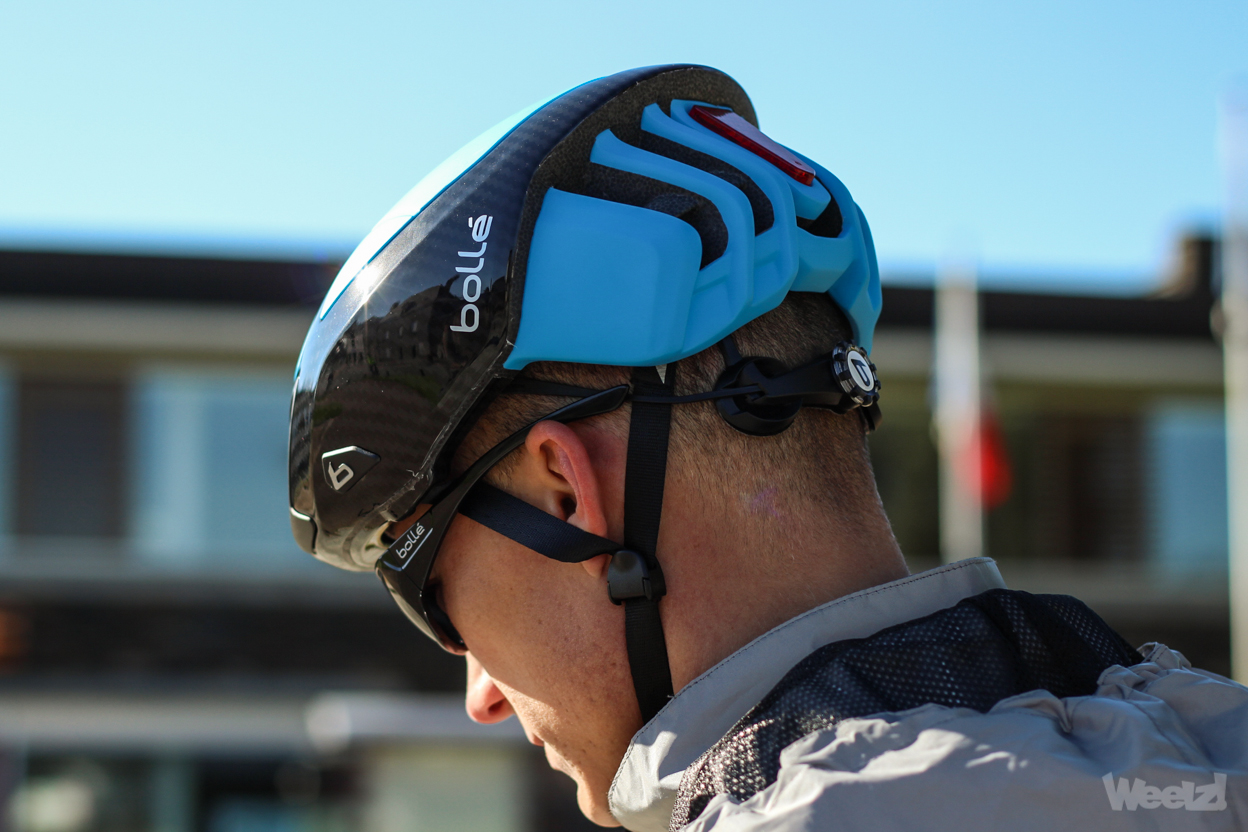Weelz Test Casque Bolle One Road Messenger 5