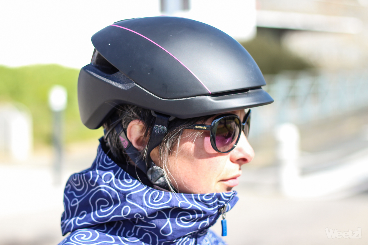 Weelz Test Casque Bolle One Road Messenger 6