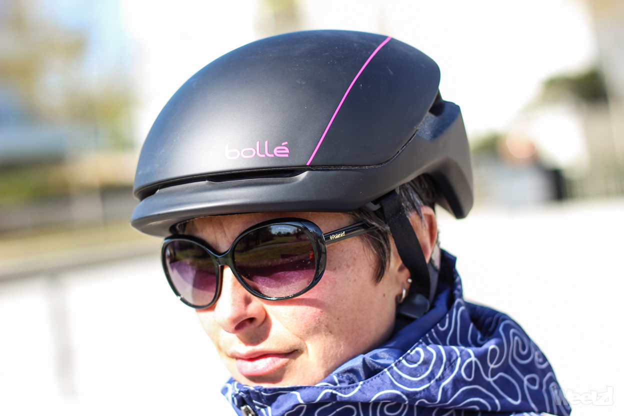 Weelz Test Casque Bolle One Road Messenger 7