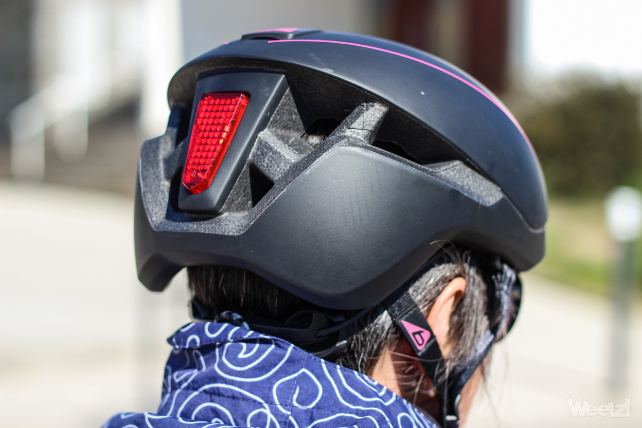 Weelz Test Casque Bolle One Road Messenger 8