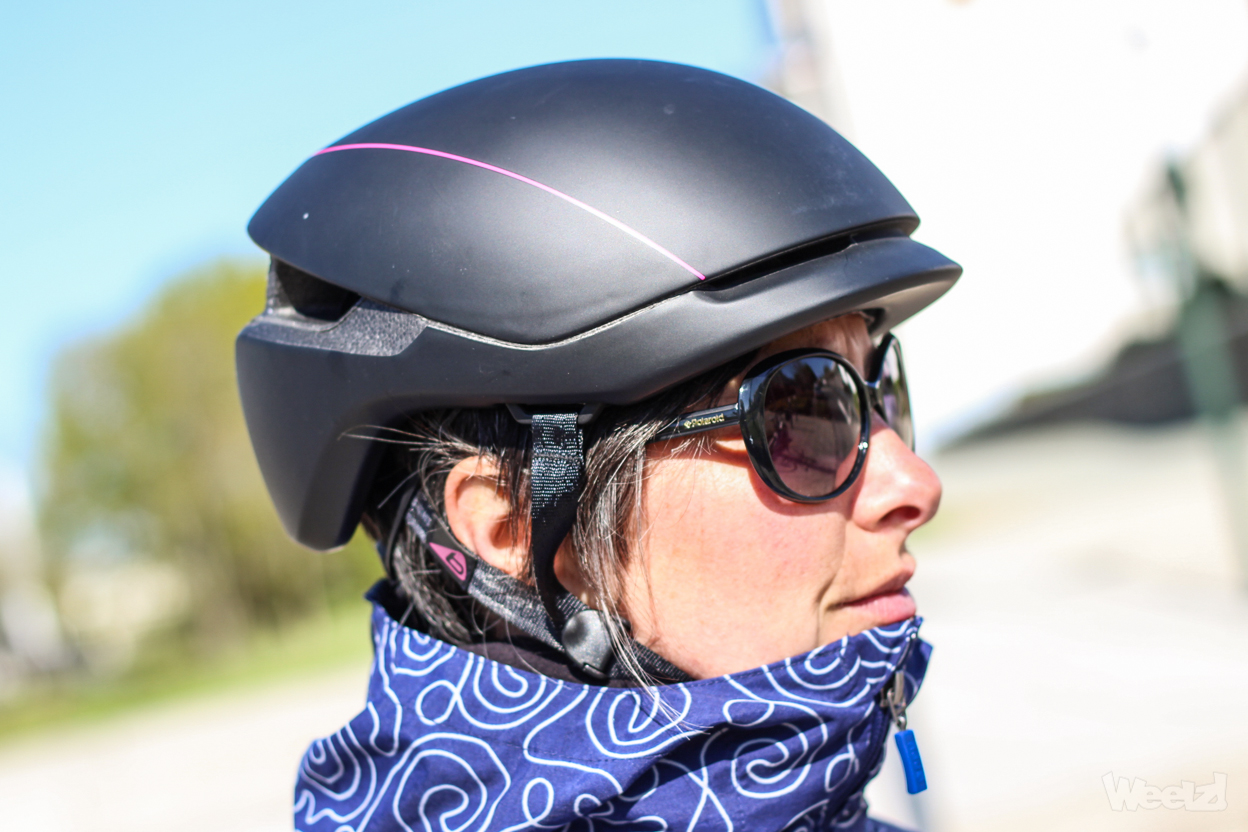 Weelz Test Casque Bolle One Road Messenger 9