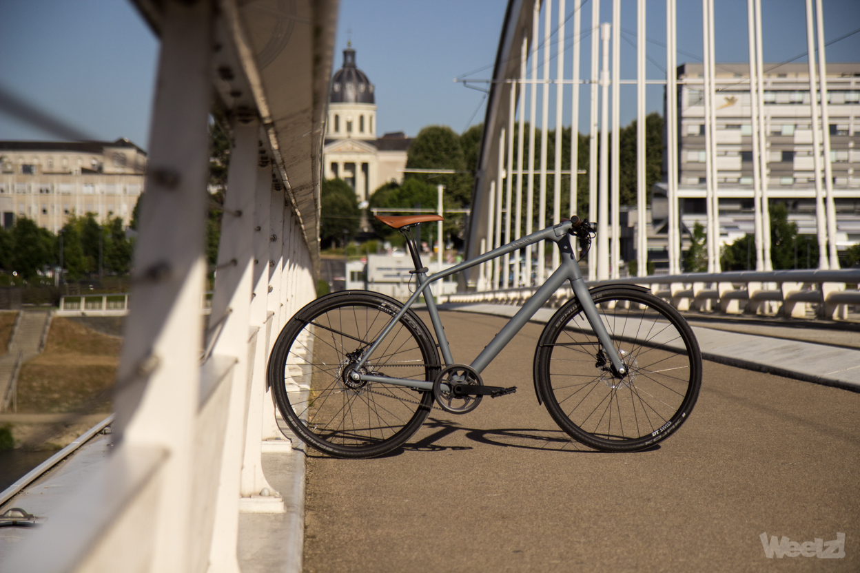 Weelz Test Velo Urbain Canyon Commuter 1