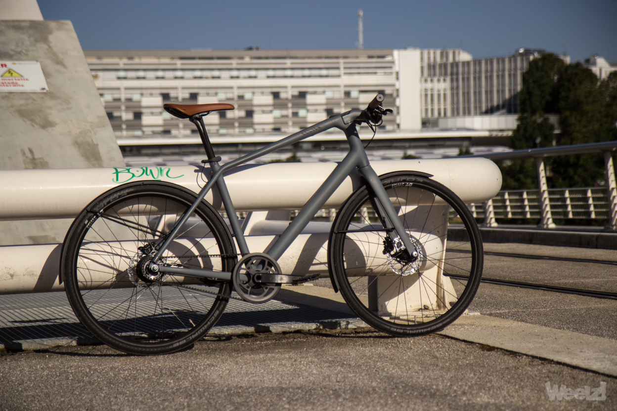 Weelz Test Velo Urbain Canyon Commuter 6