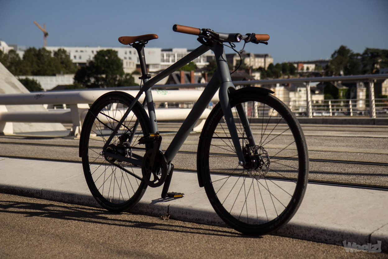Weelz Test Velo Urbain Canyon Commuter 7
