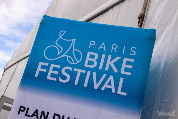 Le premier Paris Bike Festival, c'est ce weekend