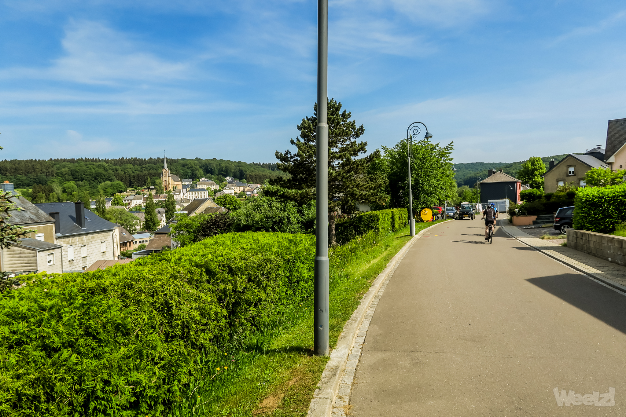 Weelz Velo Tourisme Luxembourg Ouest 2018 1973
