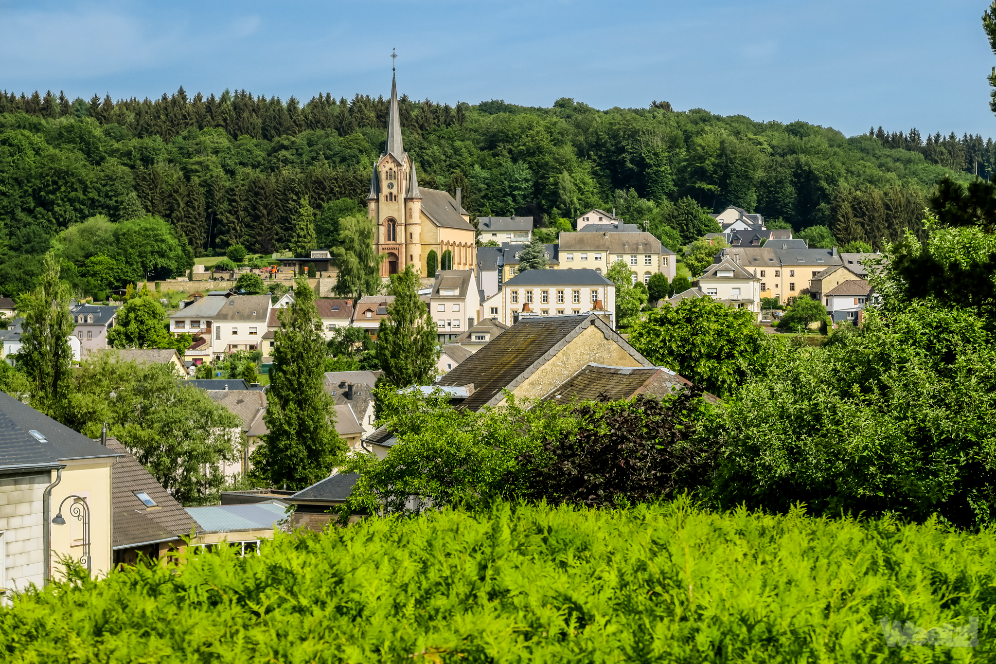 Weelz Velo Tourisme Luxembourg Ouest 2018 1974