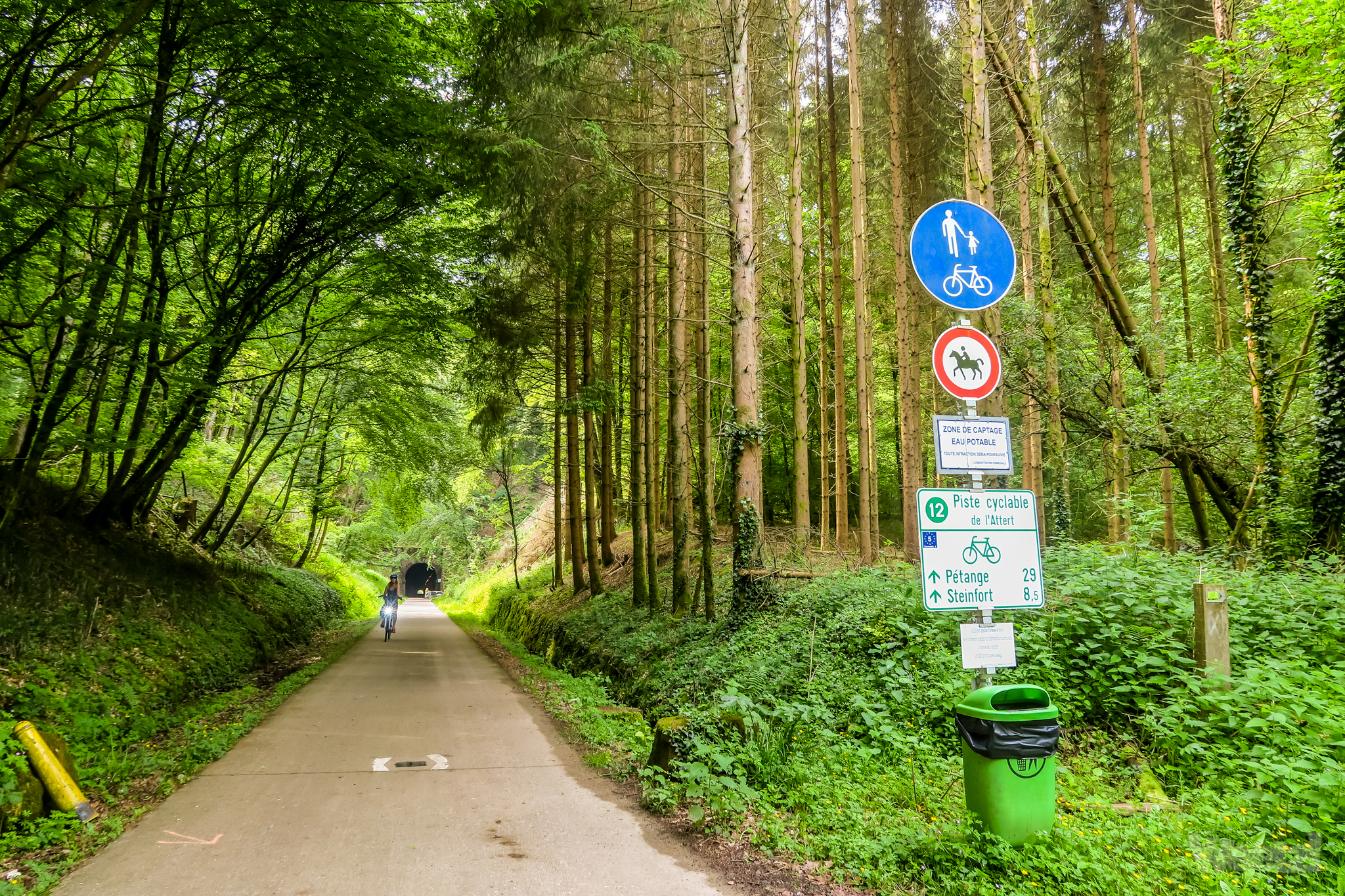 Weelz Velo Tourisme Luxembourg Ouest 2018 2012