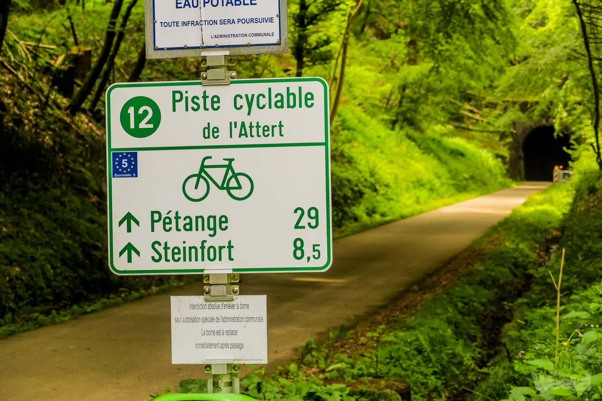 Weelz Velo Tourisme Luxembourg Ouest 2018 2014