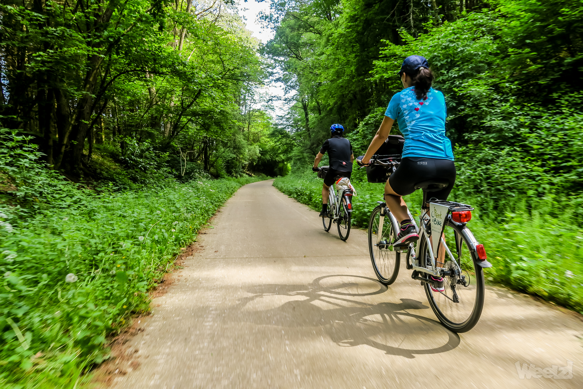 Weelz Velo Tourisme Luxembourg Ouest 2018 2018