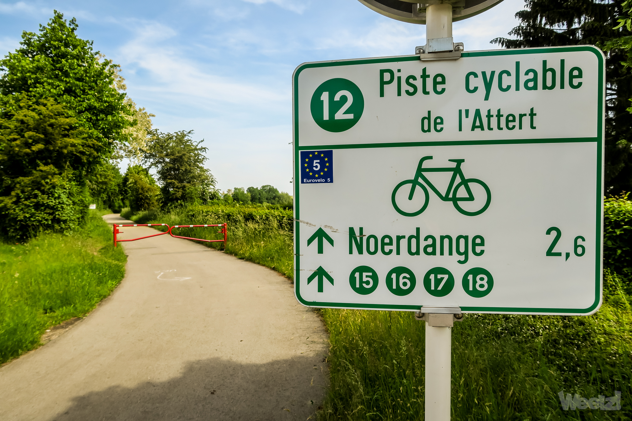 Weelz Velo Tourisme Luxembourg Ouest 2018 2020
