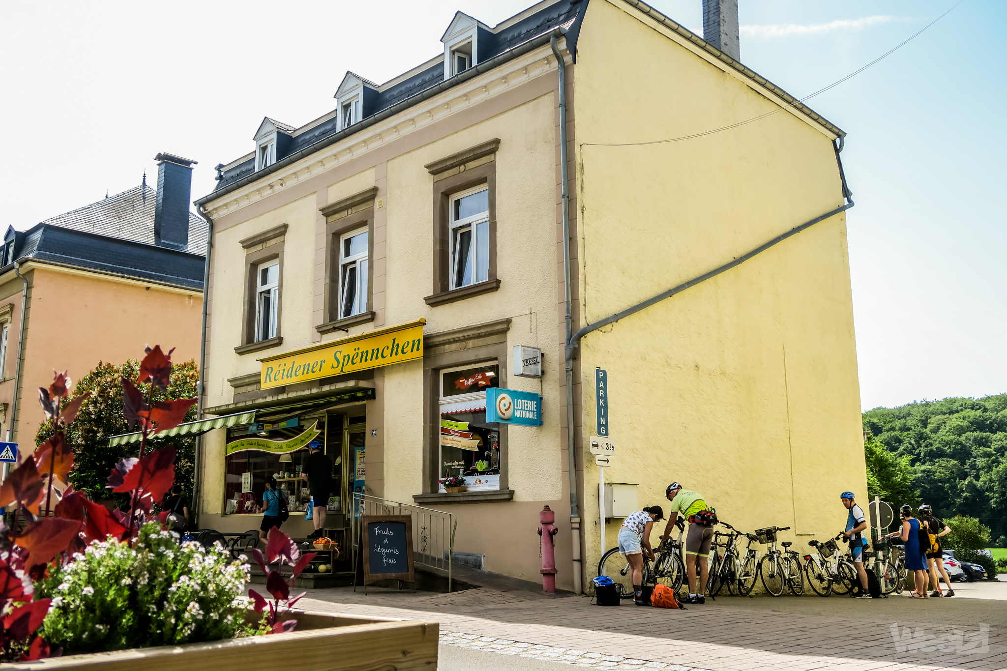 Weelz Velo Tourisme Luxembourg Ouest 2018 2031
