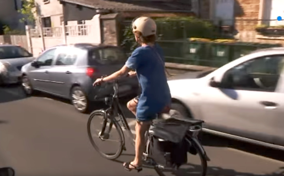 France 3, L'engouement pour la bicyclette, Episode 1/4