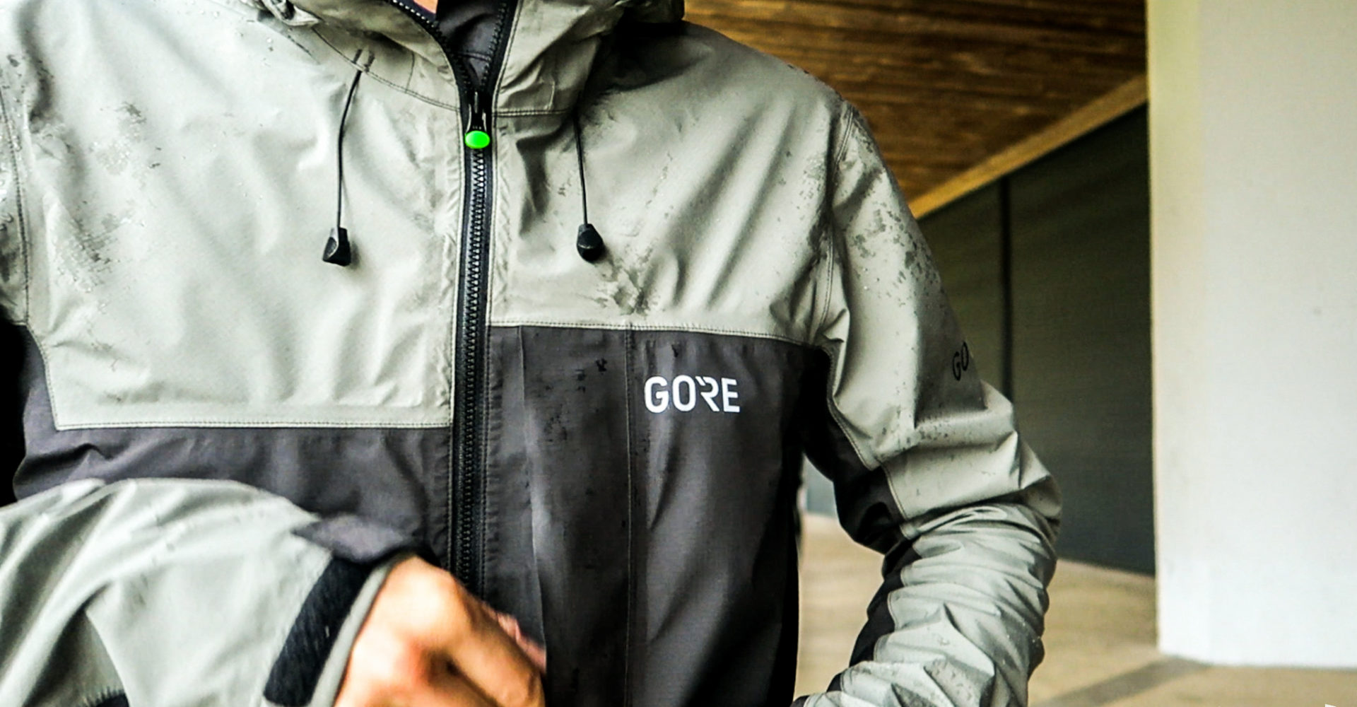 [Test] Veste Gore Wear C5 Active Trail, reste au sec !