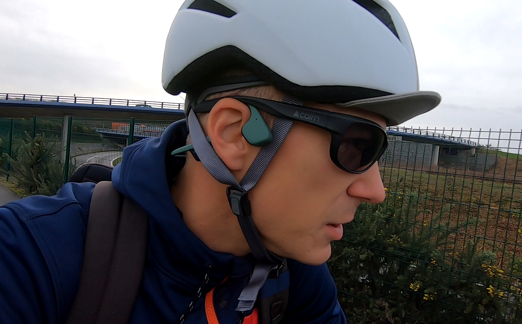 [Test] Aftershokz Trekz Air, le casque audio à conduction osseuse